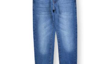 Boys' Faded Skinny Jeans #02 Light Wash